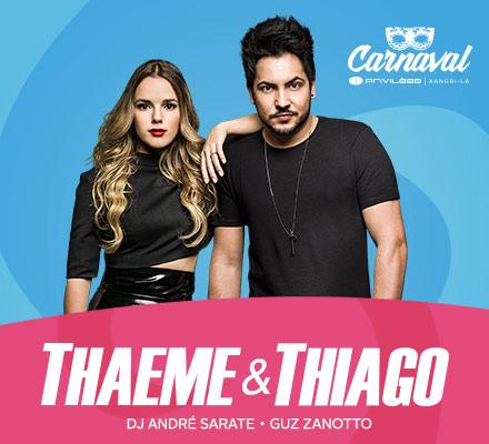 Evento THAEME & THIAGO