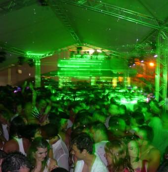 Evento Reveillon Privilège Búzios 2008-2009