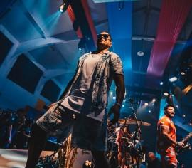 Evento OXENTE com Harmonia do Samba