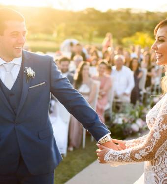 Fotos - Casamento da Jessica e Renato