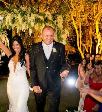 Fotos - Casamento Isa e Wagner