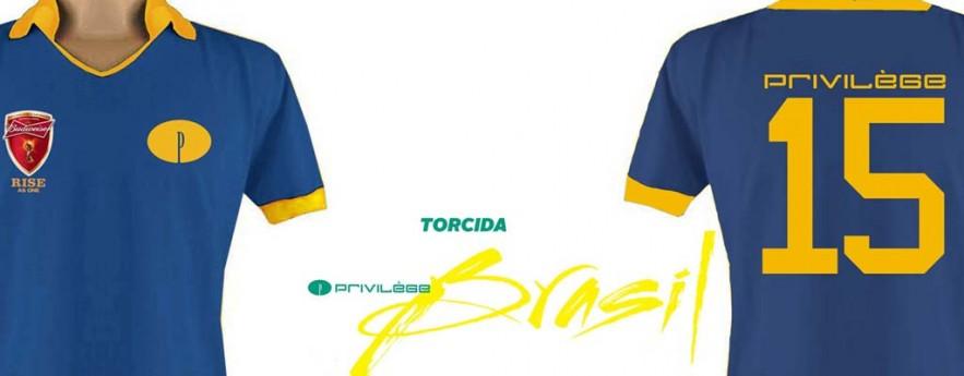 Imagem TORCIDA PRIVILÈGE BRASIL!