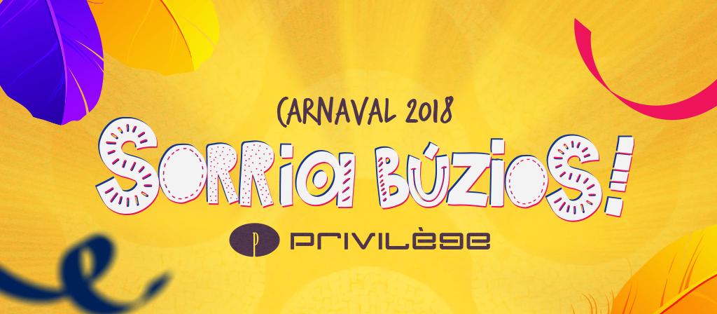 CARNAVAL 2018 BÚZIOS