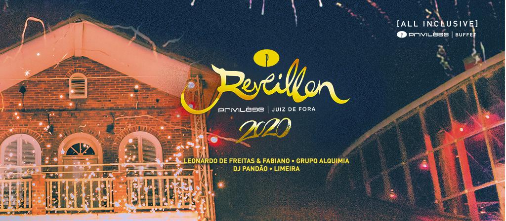 RÉVEILLON JUIZ DE FORA 2020
