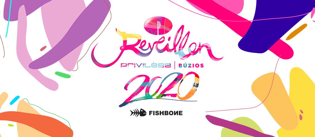 RÉVEILLON PRIVILÈGE BÚZIOS 2020