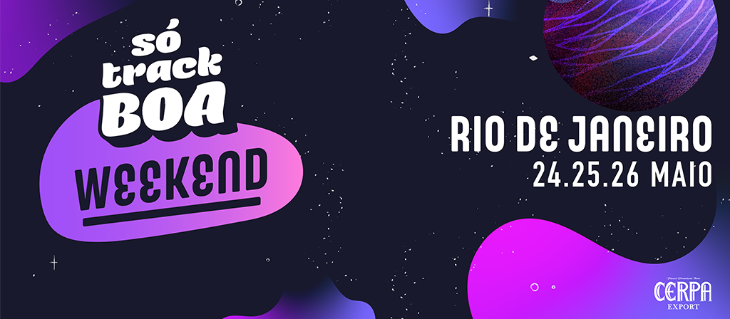 Só Track Boa Weekend - Rio 2019
