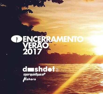 Evento ENCERRAMENTO VERÃO