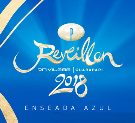 Evento RÉVEILLON PRIVILÈGE GUARAPARI 2018