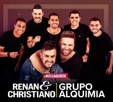 Evento RENAN E CHRISTIANO 26/04