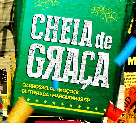 Evento CHEIA DE GRAÇA [Corpus Christi]