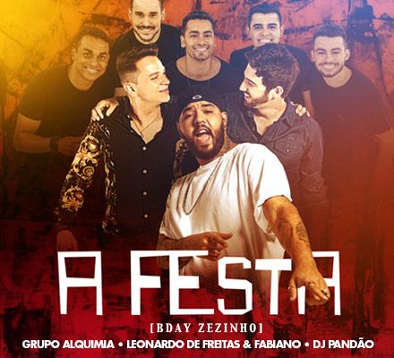 Evento A FESTA