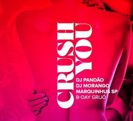 Evento CRUSH YOU