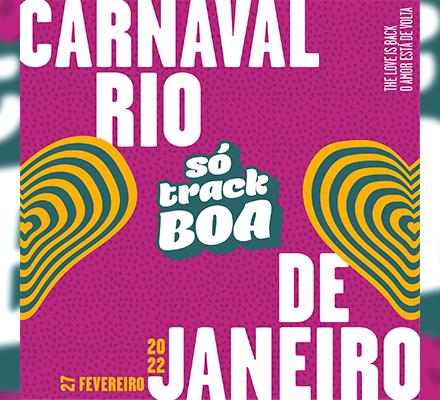 Evento Só Track Boa Carnaval 2022